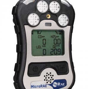 MicroRAE gázdetektor 4 gáz mérésére O2/LEL/H2S/CO (személyi gázérzékelő)