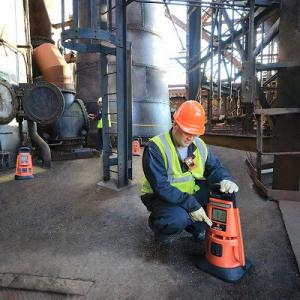 RADIUS BZ1 terület ellenőrző gázdetektor