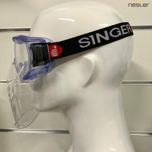 Singer ACCGUARD víztiszta arcvédő