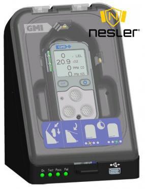GMI automata kalibráló- és bumpteszt állomás PS200 készülékekhez