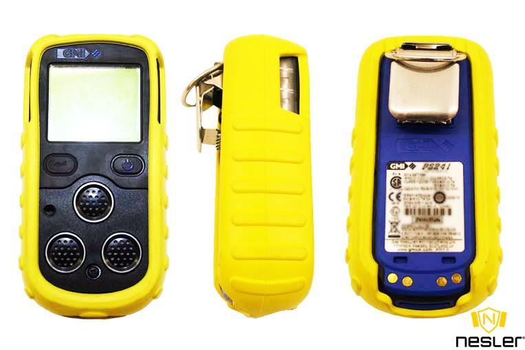 GMI PS200 védőtok, sárga