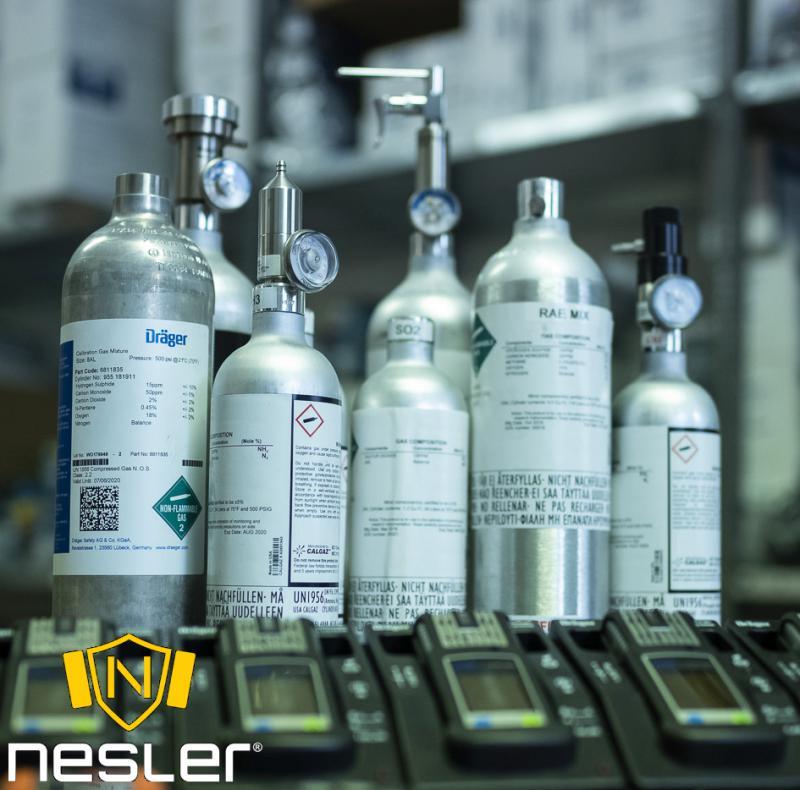 Kalibráló és bumpteszt gázkeverék pentánnal Drager műszerekhez