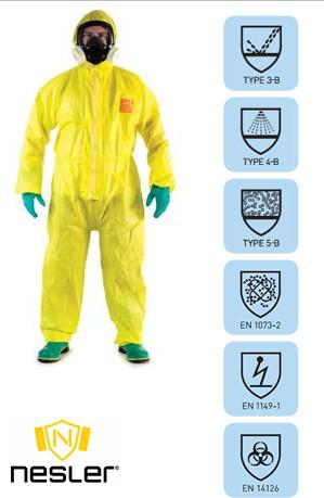 MICROCHEM 3000 OVERALL