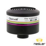CleanAir A2B2E2K2P3+ózon kombinált szűrőbetét