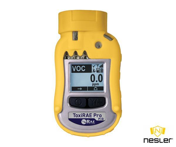 ToxiRAE Pro PID egygázos VOC detektor
