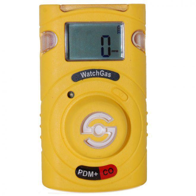 WatchGas PDM+ CO (szén-monoxid) gázdetektor