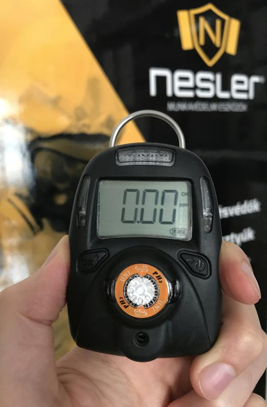WatchGas UNI PH3 (foszfin) gázdetektor (0.01-20ppm)