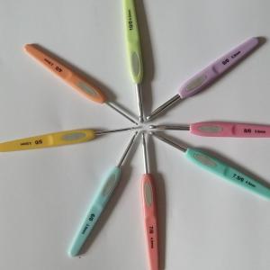 Horgolótű gumibetéttel- 4,5 mm