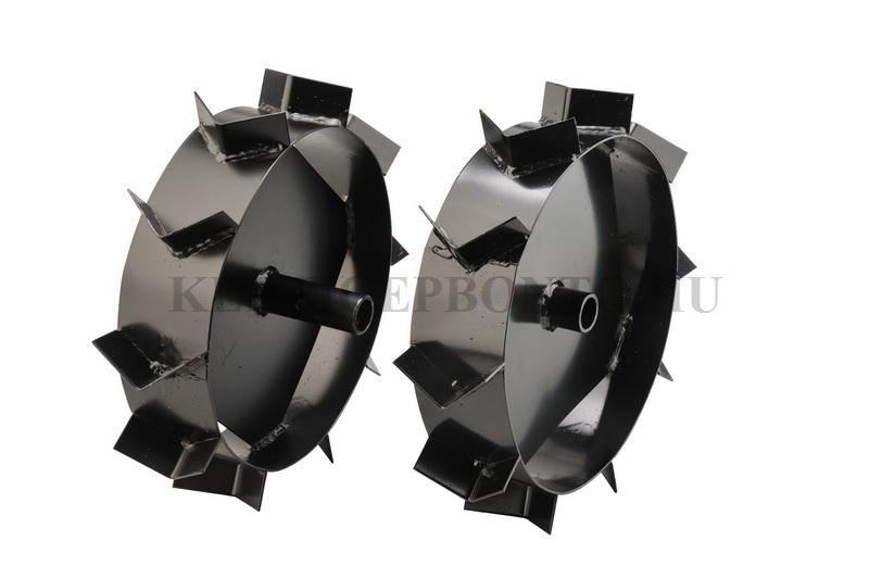 Kapálógép vaskerék pár ( 280mm )