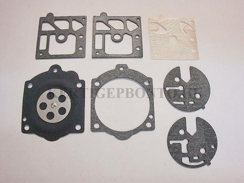 Karburátor membrán garnitúra Walbro HDB D10-HDB