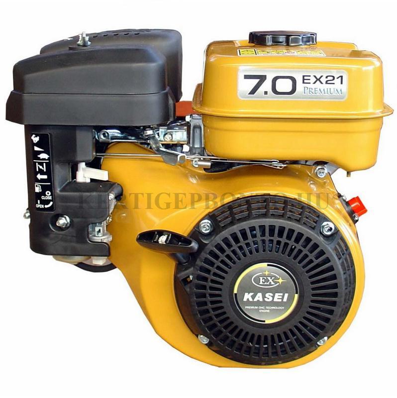 Kasei EX21 vízszintes tengelyű motor