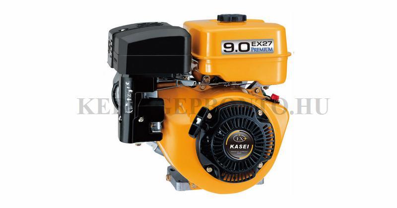 Kasei EX27 vízszintes tengelyű motor