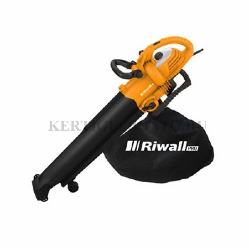 Riwall REBV 3000 elektromos lombfúvó / lombszívó