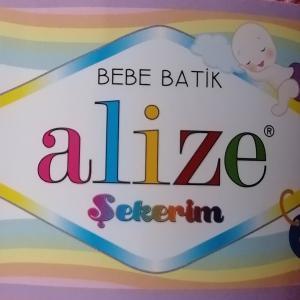 Alize Sekerim Bebe Batik
