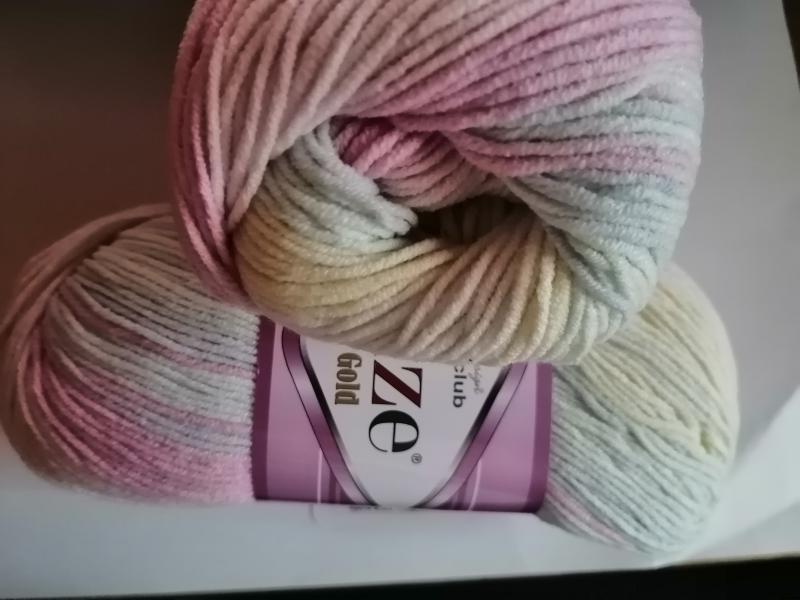 Alize Cotton Gold Batik - 6785