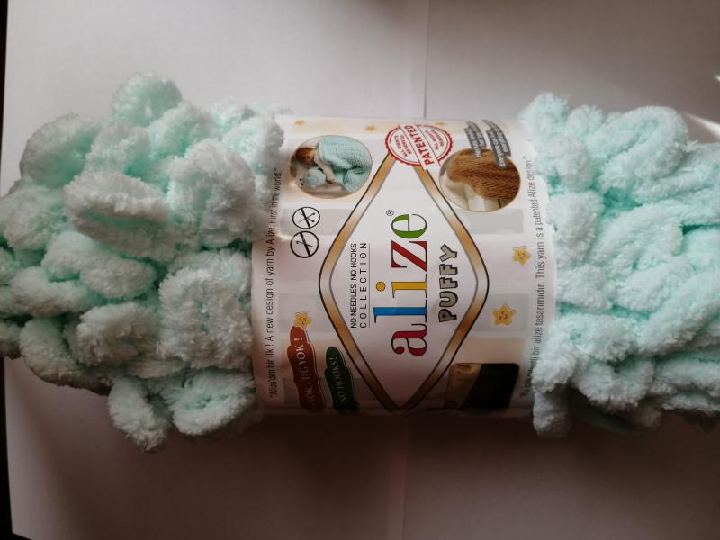 Alize Puffy - 15 - Menta