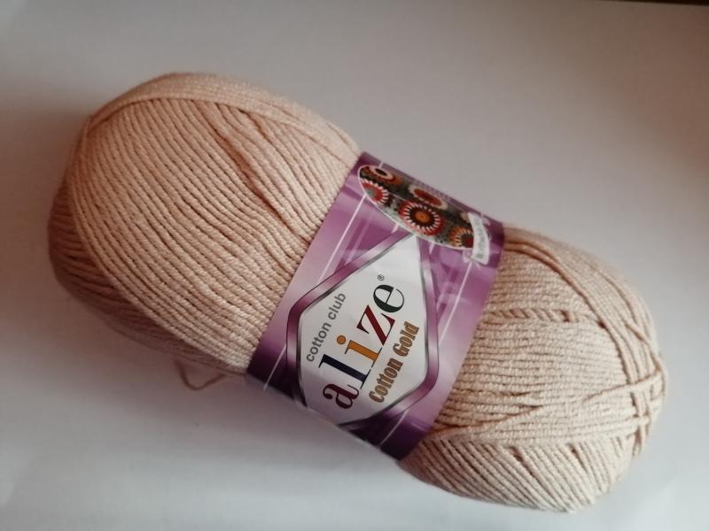 Cotton Gold 161 púder