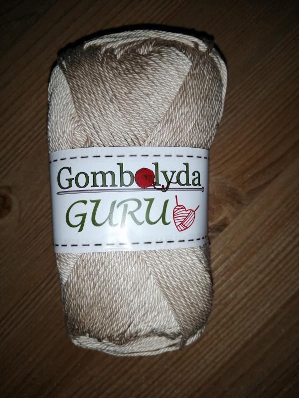 Gombolyda Guru - 7035 - mogyoró
