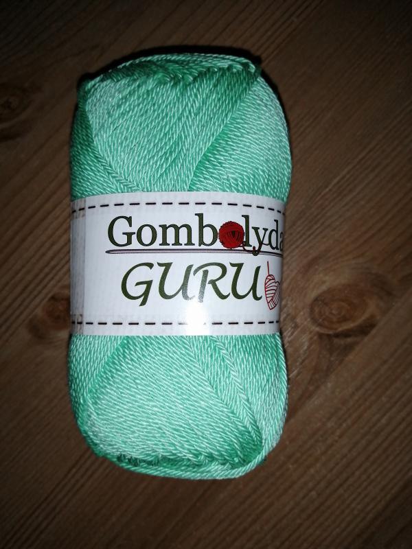 Gombolyda Guru - 7620 - zöld
