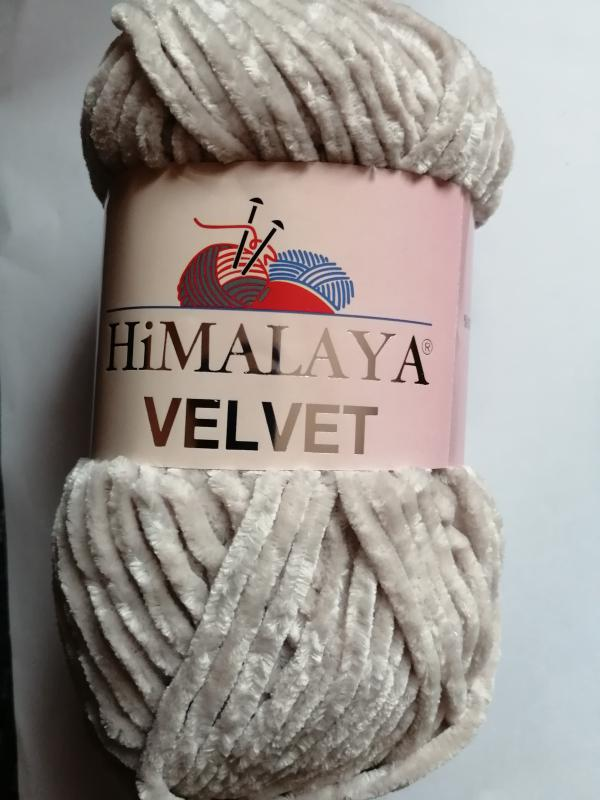 Himalaya Velvet - Világos cappuccino - 90042