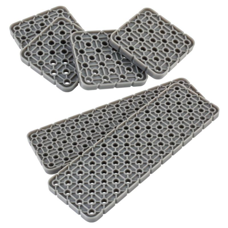 4x Plate Base Pack