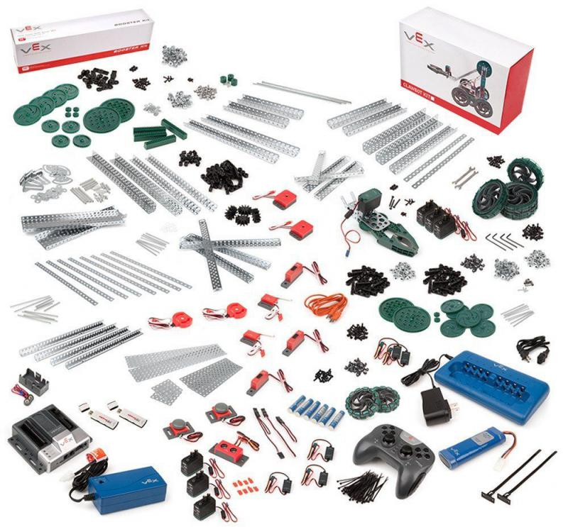 Classroom and Competition Programming Kit