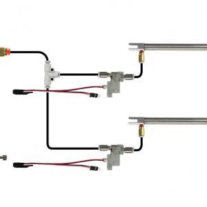 Pneumatics Kit 1 - Single Acting Cylinders