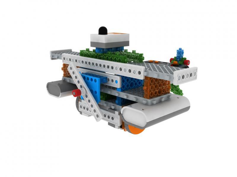 Robot Építő Készlet - MRT3-1/2