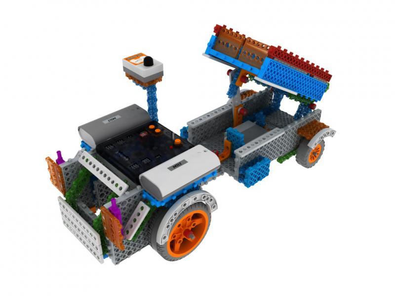 Robot Építő Készlet - MRT3-1/2/3