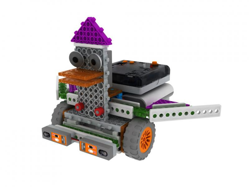 Robot Építő Készlet - MRT3-2