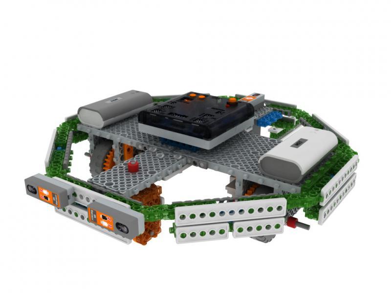 Robot Építő Készlet - MRT3-3