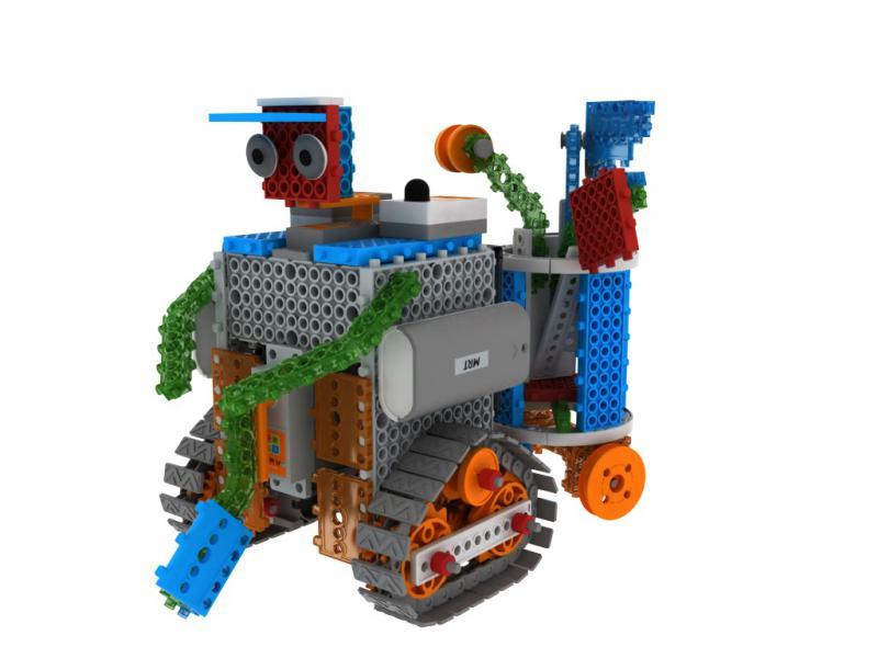 Robot Építő Készlet - MRT3 Full Kit