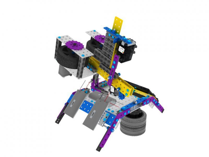 Robot Építő Készlet - MRT5-2