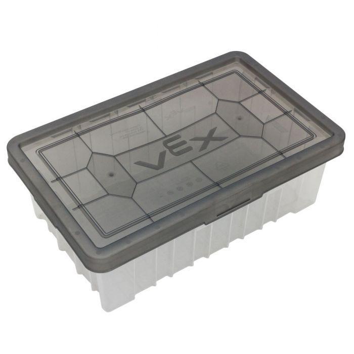 Storage Bin, Lid & Tray