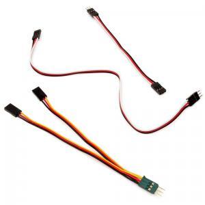 """3-Wire Extension Cable 24"""" (4-pack)"""