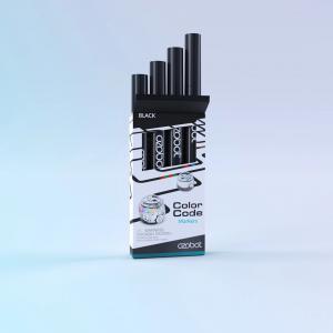 Ozobot Washable Markers, Black