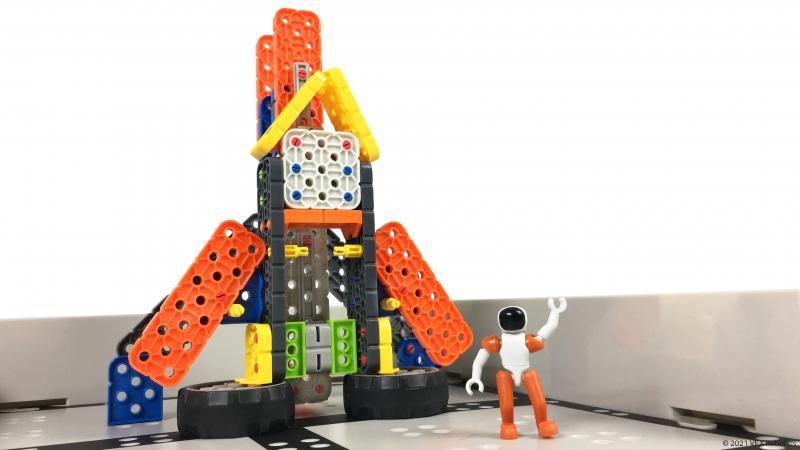 VEX GO Kit with Storage Boxes