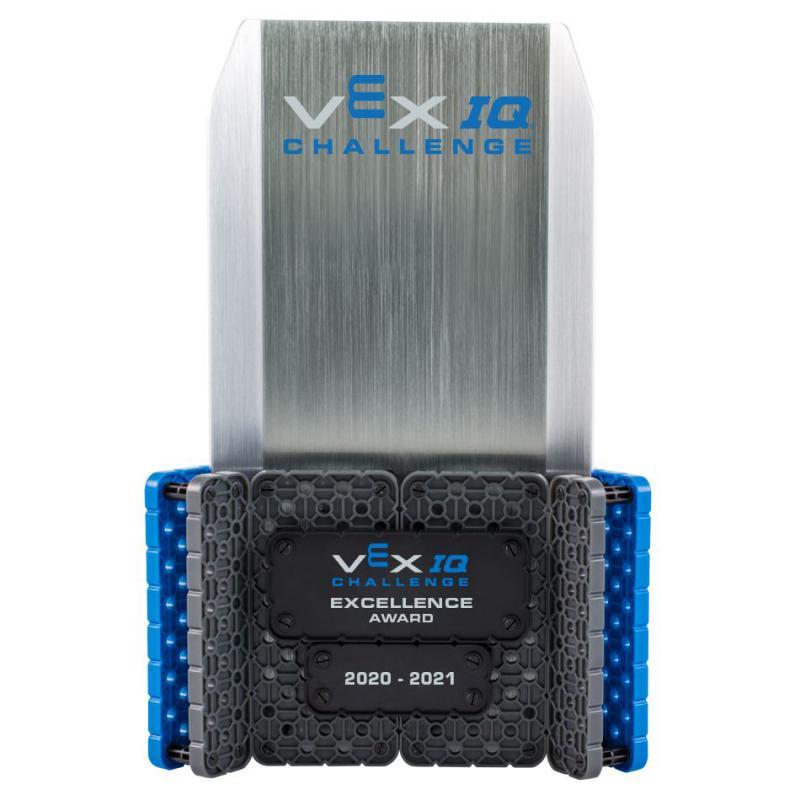 VEX IQ Challenge Championship Event Trophy Pack
