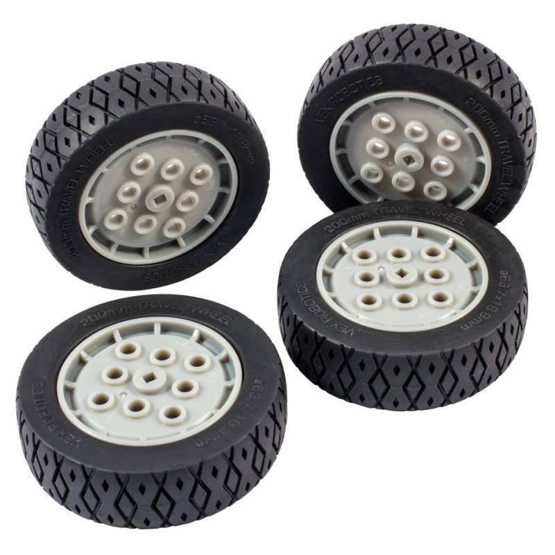Wheel Base Pack