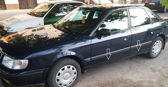 Audi 100 Díszléc