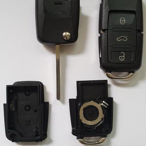 Volkswagen,Audi,Seat,Skoda kulcsház
