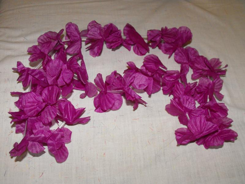 Hawaii füzér lila