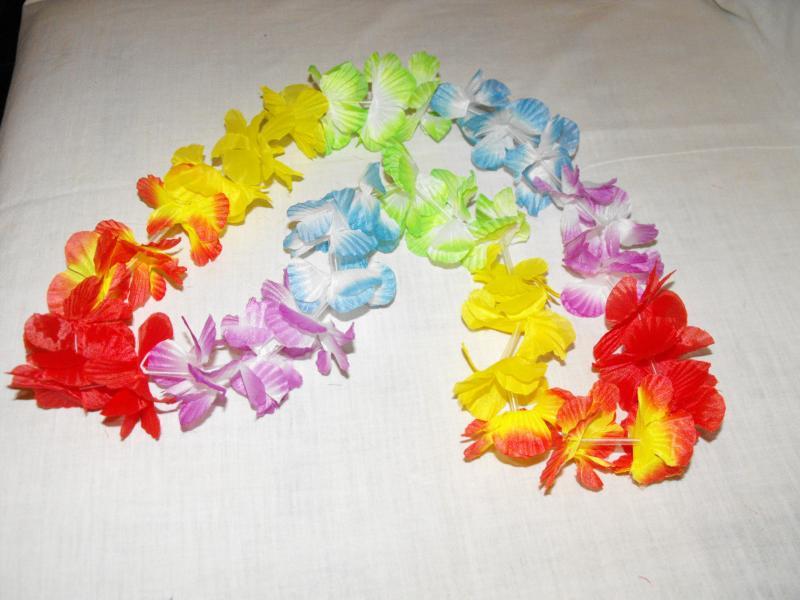 Hawaii füzér többszínű