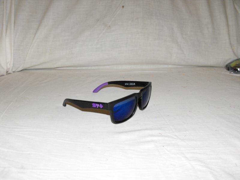 Ken block napszemüveg  fekete lila