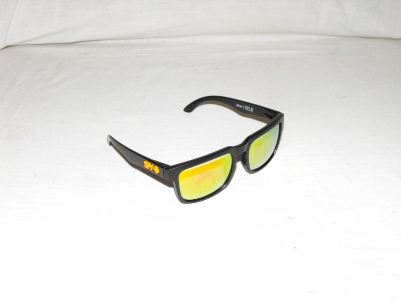 Ken block napszemüveg fekete narancssárga