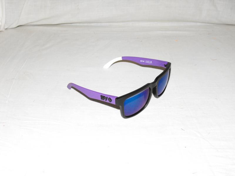 Ken block napszemüveg lila fekete