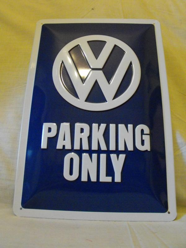 Parking only VW 20x30 kicsi
