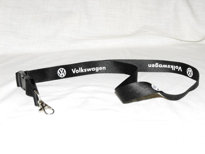 Volkswagen nyakpánt fekete