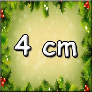 4 cm-es figurák