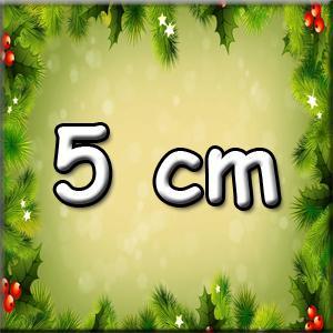 5 cm-es figurák